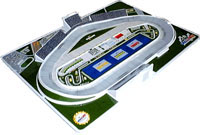 Maxtrax 3D NASCAR Racing Game