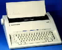Commodore 30100 Typewriter